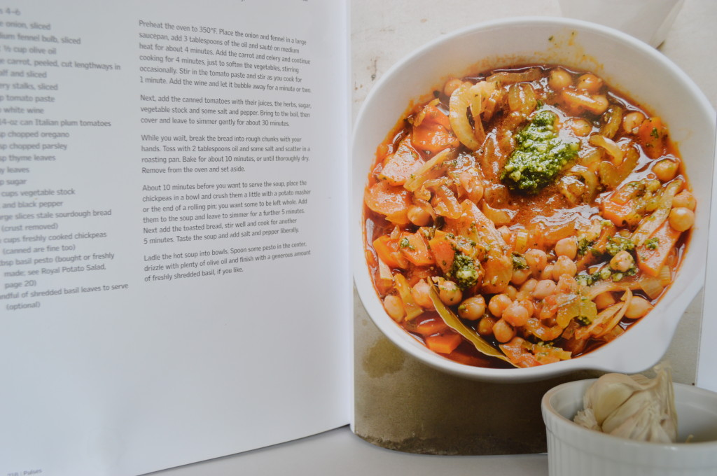 Ottolenghi's Chickpea, Tomato and Bread Soup image
