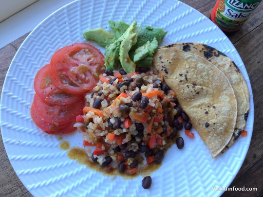 Beans & Rice: The Delicious Vegan Staple image